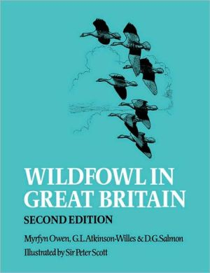 Wildfowl in Great Britain book written by Helen Hughes