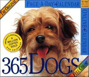 365 Dogs 2007 Calendar book written by Workman Publishing Company