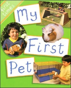 My First Pet book written by Rebecca Hunter