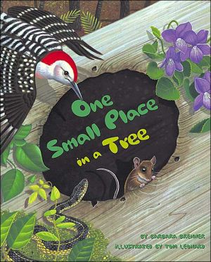 One Small Place in a Tree book written by Barbara Brenner