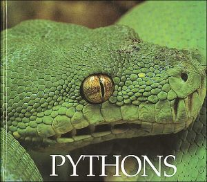 Pythons book written by Don Patton