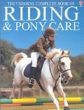 Riding and Pony Care book written by Gill Harvey
