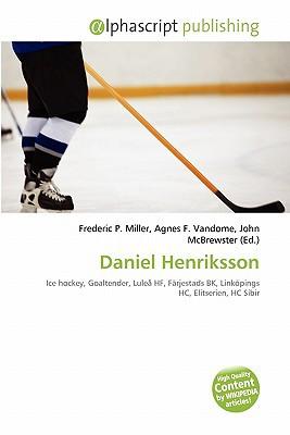 Daniel Henriksson written by Frederic P. Miller