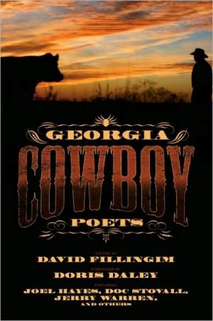 Georgia Cowboy Poets book written by David Fillingim