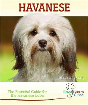 Havanese book written by Patricia McRae