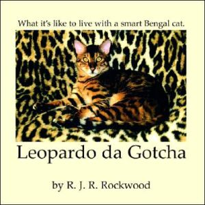 Leopardo Da Gotcha book written by R. J. R. Rockwood