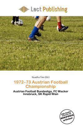 1972-73 Austrian Football Championship written by Nuadha Trev