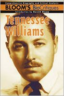 Tennessee Williams book written by Norma Jean Lutz
