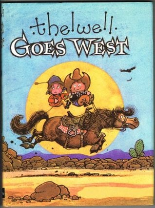 Thelwell goes West written by Norman Thelwell
