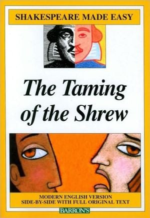 The Taming of the Shrew (Shakespeare Made Easy Series) book written by William Shakespeare