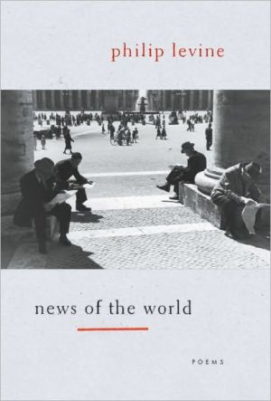 News of the World book written by Philip Levine