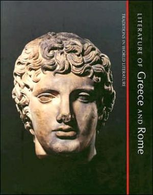 Literature of Greece and Rome: Traditions in World Literature book written by McGraw-Hill