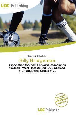 Billy Bridgeman written by Timoteus Elmo