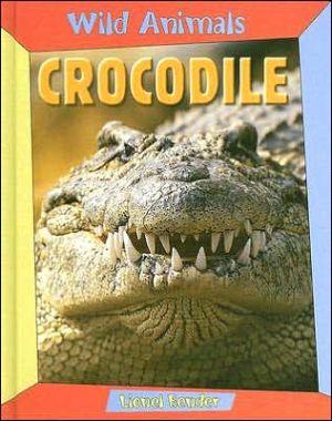 Crocodile book written by Lionel Bender