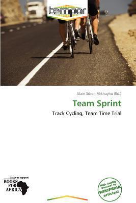 Team Sprint written by Alain Soren Mikhayhu