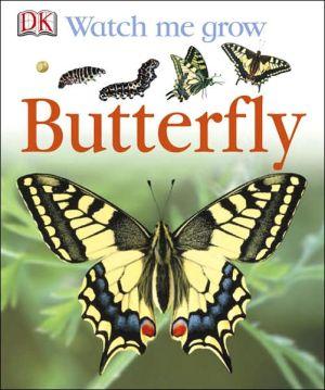 Butterfly book written by Dorling Kindersley Publishing Staff