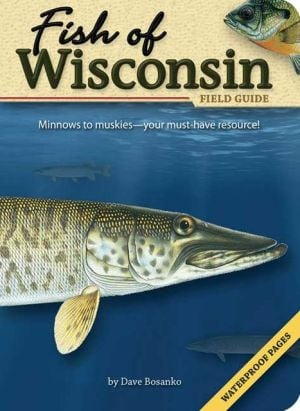 Fish of Wisconsin: A Field Guide book written by Dave Bosanko