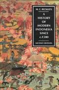 History of Modern Indonesia Since... book written by Ricklefs
