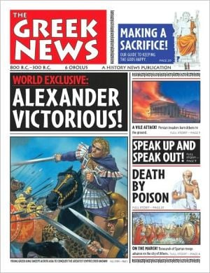 The Greek News (History News Series) book written by Philip Steele