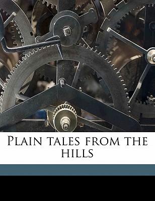 Plain Tales from the Hills book written by Kipling, Rudyard