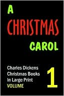 Christmas Carol book written by Charles Dickens