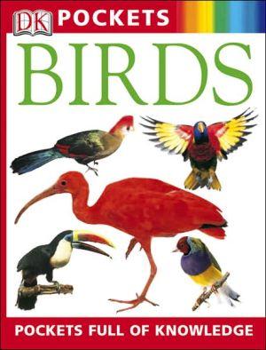 DK Pockets: Birds book written by DK Publishing