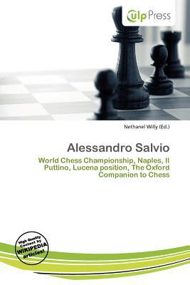 Alessandro Salvio written by Nethanel Willy