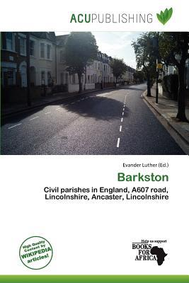 Barkston written by Evander Luther