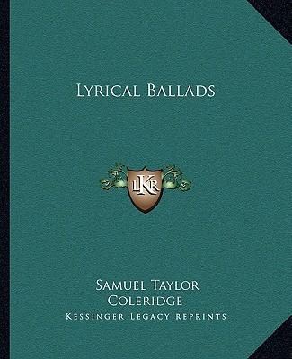 Lyrical Ballads book written by Coleridge, Samuel Taylor