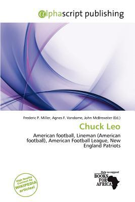 Chuck Leo written by Frederic P. Miller
