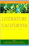 The Literature of California, Volume 1: Native American Beginnings to 1945 book written by Jack Hicks