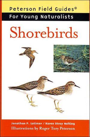 Shorebirds book written by Jonathan Latimer