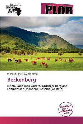 Beckenberg written by Lennox Raphael Eyvindr
