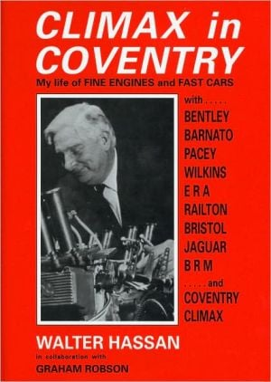 Climax in Coventry written by Walter Hassan