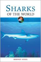 Sharks of the World book written by Rodney Steel, Inc. Staff Facts on File