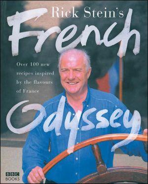 Rick Stein's French Odyssey book written by Rick Stein