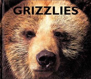 Grizzlies book written by Mary Ann McDonald