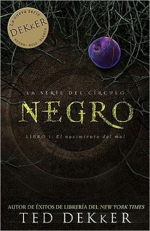 Negro (Black) book written by Ted Dekker