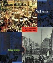Wall Street book written by Melissa Whitcraft