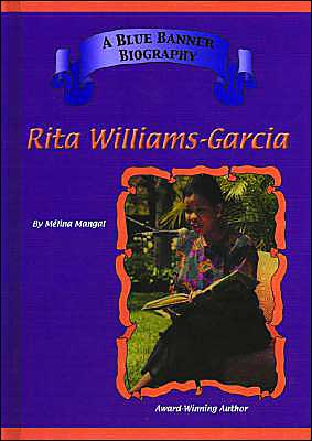 Rita Williams-Garcia book written by Melina Mangal
