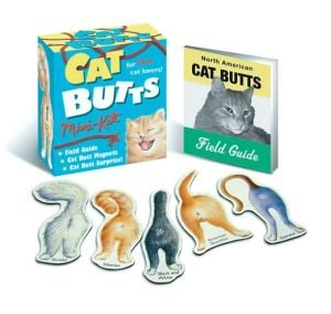 Cat Butts book written by Blue Q