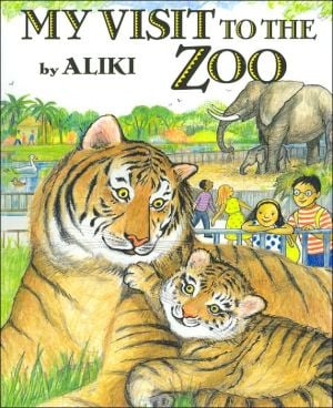 My Visit to the Zoo book written by Aliki