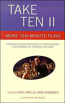 Take Ten II: More Ten-Minute Plays book written by Eric Lane