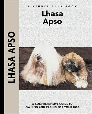 Lhasa Apso (Kennel Club Dog Breed Series) written by Juliette Cunliffe