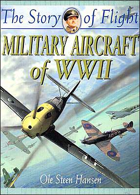 Military Aircraft of WWII book written by Crabtree Publishing Company