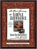 A Man's Journey to Simple Abundance book written by Sarah Ban Breathnach