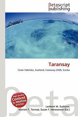 Taransay written by Lambert M. Surhone