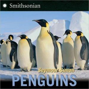 Penguins written by Seymour Simon