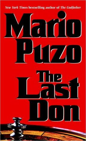 The Last Don book written by Mario Puzo