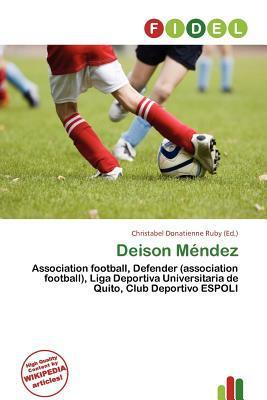 Deison M Ndez written by Christabel Donatienne Ruby